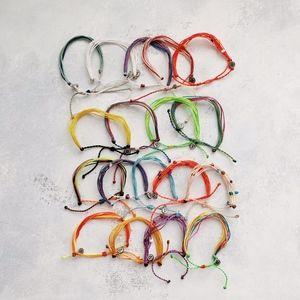 Pura Vida Bracelets Set of 18